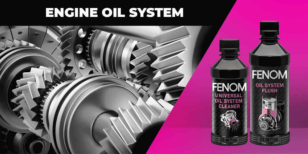 ENGINE OIL SYSTEM