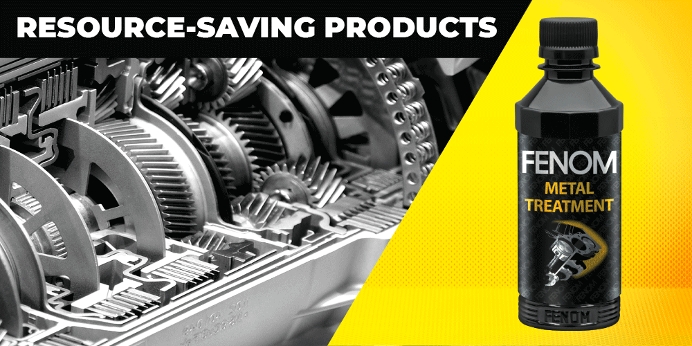 RESOURCE-SAVING PRODUCTS